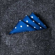 How To Fold The Stairs Pocket Square | Ties.com