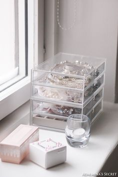 Jewellery storage - Adalmina's Secret