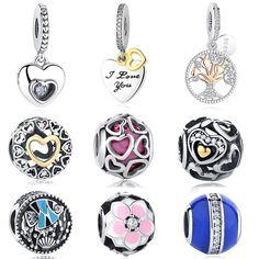 Voroco 925 Sterling Silver Star Boucles D/'oreilles Charme pour femmes perles bracelet collier