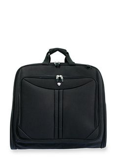 Wally Bags WallyBags 52-inch Shoulder Strap Garment Bag (Black)   Garment  bags, Outlet store and Outlets 7126098101