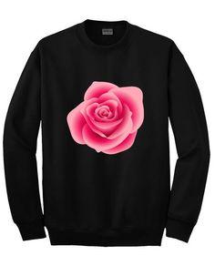 rose pink sweatshirt