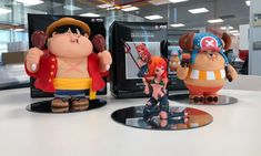 Banpresto present at 27 Manga Barcelona Banpresto has confirmed through its social networks its presence in the 27 Manga Barcelona. In addition to a commercial stand, with exclusive figures, the company will also organize the exhibition «Bustercall One Piece« that will delight fans of Eiichiro Oda's work. Soon they will give more details about the … Read more
