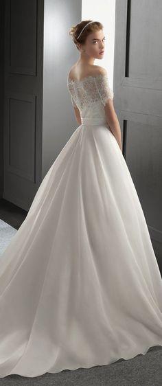 LOVE!  #WeddingDress #Bride #Groom #Wedding