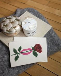 "GOLDEN RULE GALLERY on Instagram: ""The Valentine/Galentine round-up is here and linked in bio. 💘  More than happy to wrap and include a gift note and ship to your dear ones!…"" Golden Rule, Gift Wrapping, Notes, Ship, Gallery, Happy, Gifts, Instagram, Gift Wrapping Paper"