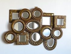 Give Life a Piece of Art: Classic Decorative Mirrors