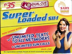 sim card sun sim superloaded 35 – birosel enterprise Sims, Advertising, Website, Day, Cards, Pictures, Food, Photos, Mantle