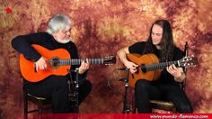 Dos Guitarras Flamencas, Pepe Justicia & El Amir (Colombiana)