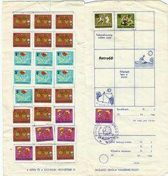 Iskolai Takarékbélyeg Gyűjtőlap Retro Kids, Hungary, Childhood Memories, Budapest, Retro Vintage, Graphic Design, History, Cards, Dj