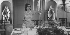 It's dinner party time! Set the table. Put on a hostess gown. Open up a crowd pleasing bottle of wine. Greet your guests (make sure to invite a mix of