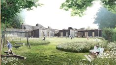 Gallery of CREO and JAJA to Design Home for Children with Autism Near Copenhagen - 1