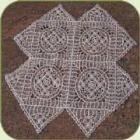 DS0876 CROCHET RUNNER BLOCK4 Stitch Delight, Rugs, Crochet, Decor, Farmhouse Rugs, Decoration, Ganchillo, Decorating, Crocheting