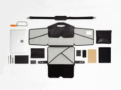 La Fonction - A new approach of nomad accessories.