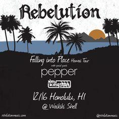 Rebelution Falling into Place Hawaii Tour (Maui) - http://fullofevents.com/hawaii/event/rebelution-falling-into-place-hawaii-tour-maui/