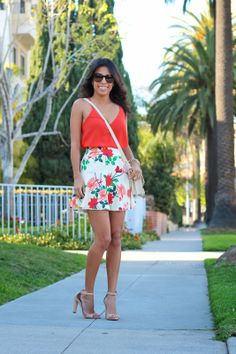floral & coral