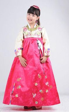 Traditional Korean S Hanbok I Think Ll Make All My Little Ones A