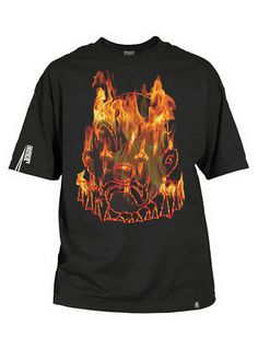 T shirts and apparel on pinterest jokers cartoon and tees for On fire brand t shirts