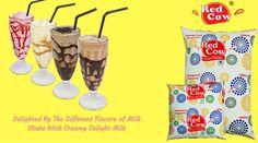 Creamy Delight Milk at http://goo.gl/tCV1GK