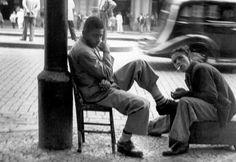 São Paulo-Brail década de 1940 Thomaz Farkas