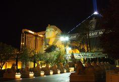 Las Vegas - Le Louxor