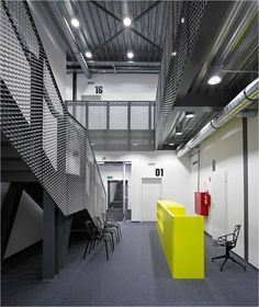 Office – Garage in Poznan by ultra_architects