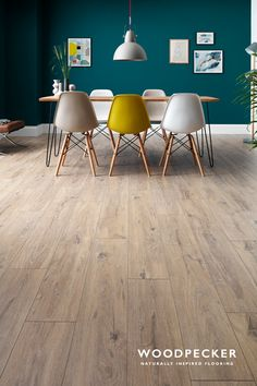 Wembury Driftwood laminate flooring is an infusion of dusty mocha and cool grey. Get a free sample at our website.