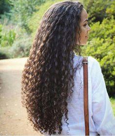 Natural Curls  Brown