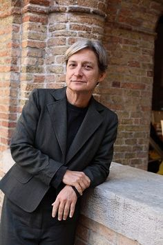 Judith Butler. American post-structuralist philosopher, who has contributed to the fields of feminist philosophy, queer theory, political philosophy, and ethics.