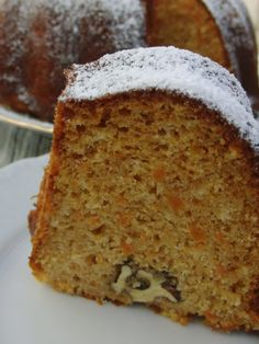 Kiss The Cook, Cakes And More, Deli, Real Food Recipes, Sweet Potato, Banana Bread, Good Food, Food And Drink, Sweets