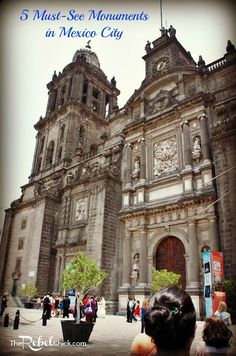 Five Monuments to see in Mexico City