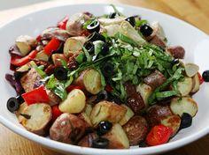 Las mejores ensaladas para la presión alta - Vida Lúcida