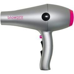 BlowPro Titanium Professional Salon Dryer 1 ea ($139) ❤ liked on Polyvore featuring beauty products, haircare, hair styling tools, blow dryers & irons, hair blow dryer, travel size blow dryer and blow dryer