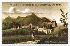 Palácio Imperial  São Cristóvão   Quinta da Boa Vista   1824