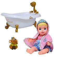 Disney Princess My First Baby Bath Princess Doll - Cinderella her first gift of many