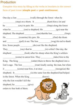 Worksheets Continuous Tense Worksheet the ojays grammar lessons and presents on pinterest grade 3 lesson 10 verbs past continuous tense