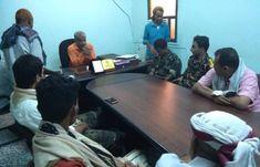اخبار اليمن مباشر - اللواء ركن باعش يوجه بعمل اتفاقية تأمين صحي للقوات الخاصة في أبين