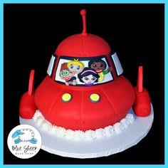 little einsteins 1st birthday cake space rocket