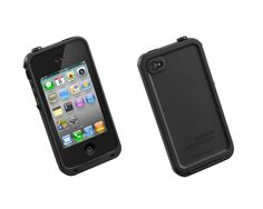 LifeProof case for the hills. no fear of dropping in puddles, slush or snow #whistler