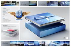 Flying Book Embraer - PC