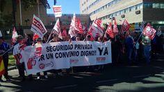 SECCIO SINDICAL UGT SECURITAS CATALUNYA: FOTOS CONCENTRACIÓN VALLADOLID