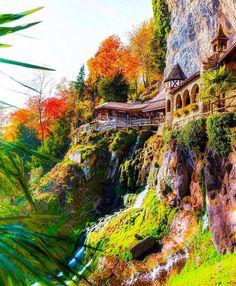 St.Beatus-Höhlen <3