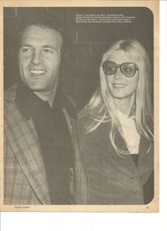 James Caan, Full Page Vintage Pinup Clipping