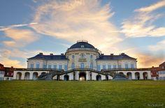 Schloss Solitude in Stuttgart, Germany