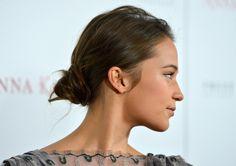 "Alicia Vikander Photos: Premiere Of Focus Features' ""Anna Karenina"" - Arrivals"