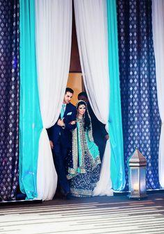 Ideas wedding couple pakistani bride groom for 2019 Walima Dress, Pakistani Wedding Dresses, Pakistani Bridal, Bridal Dresses, Pakistani Outfits, Bridal Lehenga, Bridal Elegance, Desi Wedding, Casamento