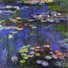 Jardins de Monet poesia na ponta do pincel!