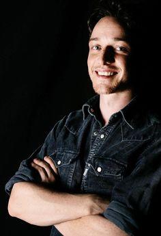 James McAvoy - yum!!
