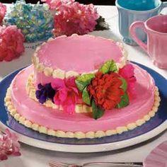 Spring Bonnet Cookie Torte Recipe