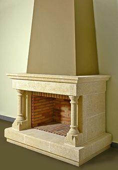 encuentra este pin y muchos ms en chimeneas de piedra natural para el hogar de