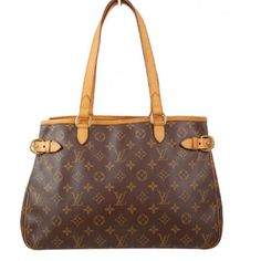 NEW LISTINGGorgeous LV Batignolles Horizontal Beautiful authentic bag in excellent condition. There are a few dark spots at the trim on top and very minor wear on piping on corners. Leather has been conditioned. Dust bag included. NOTE: No receipt. Date code is shown in pictures. Louis Vuitton Bags Totes