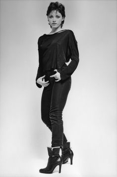 Madonna by Michael McDonnell - 1978/1979